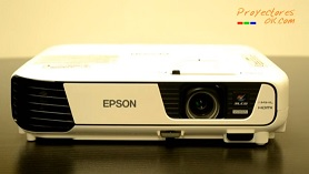 Wifi Projector Epson EB-W32 for professional use