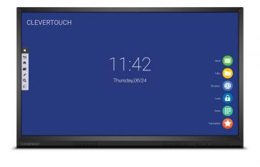 Display  CLEVERTOUCH TS15465V 65""